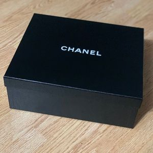 Chanel shoe box